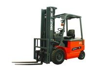 CPD series 1-3T Electric Forklift (DC)